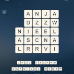 Word Cubes Sparrow Level 3