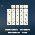 Word Cubes Sparrow Level 7
