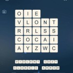 Word Cubes Sparrow Level 8