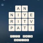 Word Cubes Virus Level 10