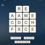 Word Cubes Virus Level 12