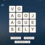 Word Cubes Virus Level 18