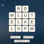 Word Cubes Virus Level 4