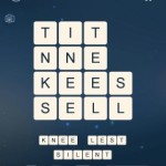 Word Cubes Virus Level 7