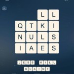 Word Cubes Virus Level 8