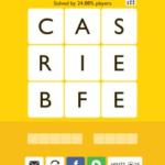 Word Trek Beetle Level 2