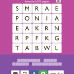 Word Trek Borax Level 20