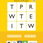 Word Trek Chipmunk Level 9