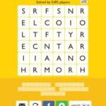 Word Trek Elephant Level 3