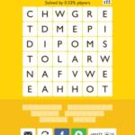 Word Trek Genius Level 1