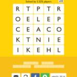 Word Trek Giraffe Level 1