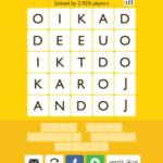 Word Trek Giraffe Level 9