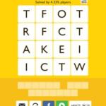 Word Trek Goat Level 7