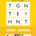Word Trek Goldfish Level 5