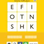 Word Trek Goldfish Level 9