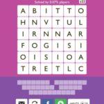 Word Trek Greendor Level 18