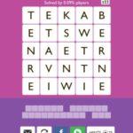 Word Trek Hera Level 30