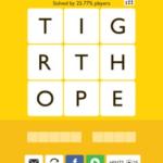 Word Trek Honeybee Level 9