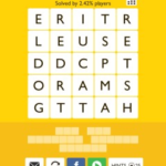 Word Trek Horse Level 3
