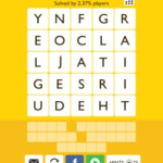 Word Trek Horse Level 7