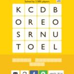 Word Trek Kangaroo Level 1