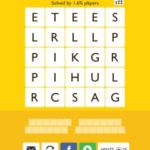 Word Trek Lion Level 1
