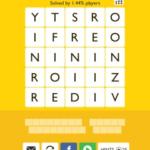 Word Trek Lion Level 10
