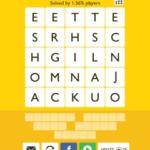 Word Trek Lion Level 3