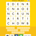 Word Trek Lion Level 7