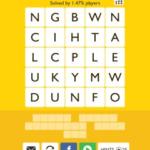 Word Trek Lion Level 8