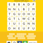 Word Trek Orangutan Level 2