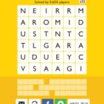 Word Trek Orangutan Level 3