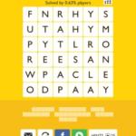Word Trek Orangutan Level 6