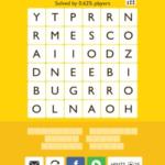 Word Trek Orangutan Level 8