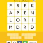 Word Trek Panda Level 8