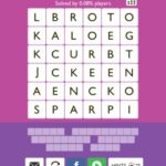 Word Trek Prism Level 28
