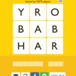 Word Trek Rabbit Level 5