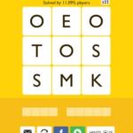 Word Trek Snake Level 10
