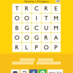 Word Trek Tiger Level 10