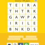 Word Trek Tiger Level 5