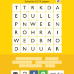 Word Trek Whale Level 10