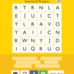 Word Trek Whale Level 6