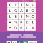 Word Trek Yamu Level 23
