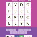 Word Trek Yamu Level 8