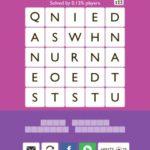 Word Trek jupiter Level 26