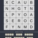 Mind The Word Level 10 Puzzle 21