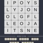 Mind The Word Level 11 Puzzle 20