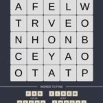 Mind The Word Level 12 Puzzle 1