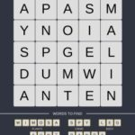 Mind The Word Level 12 Puzzle 15