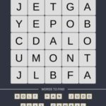 Mind The Word Level 12 Puzzle 21